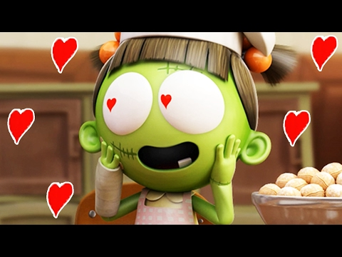 Funny Animated Cartoon Spookiz Season 1 Zizi s Cookies 스푸키즈 Cartoon for Kids