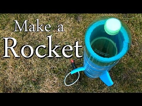 How to Make a PVC Rocket Cannon