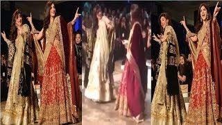Urwa Farhan and Mawra Hocane Dance on Ramp
