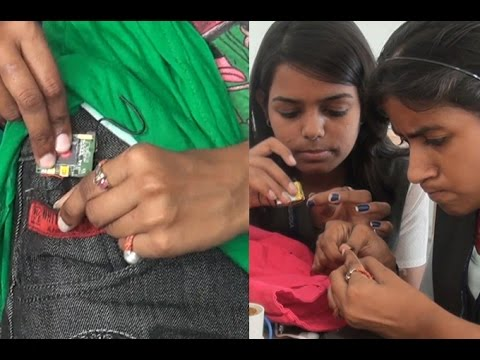 Sexual assault in India forced these girls to make anti-rape jeans