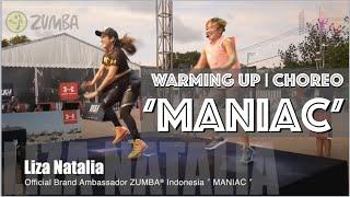 Maniac | Zumba® | Zin 61 | Warm Up