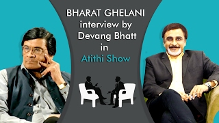 Exclusive Interview with Mr. Bharat Ghelani | Editor - Chitralekha |