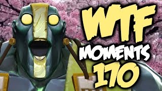 Dota 2 WTF Moments 170