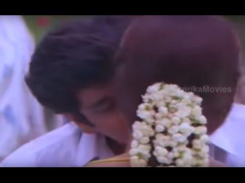 Vikram Kisses Subha Sri - Ooha Movie Scenes