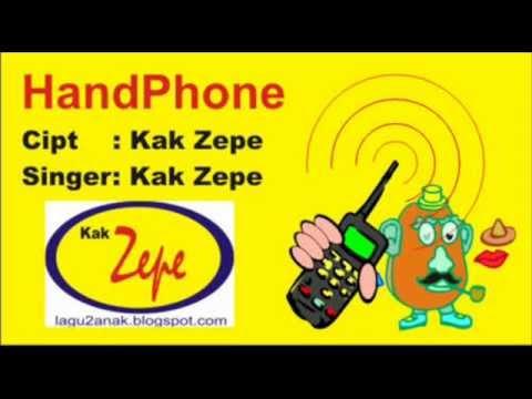 Hanphone - Lagu Anak Tentang Alat Komunikasi Tematis Untuk TK dan PAUD - Karya Kak Zepe