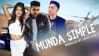 Munda Simple Jiha - Guru randhawa | Zack Knight | Jasmin Walia Type Beat 2017