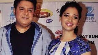 Tamanna clarifies on her alleged marriage with Sajid Khan | Hot Tamil Cinema News