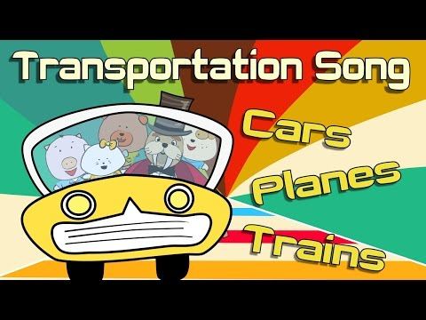 Xxx Mp4 Transportation Song Transportation For Kids The Singing Walrus 3gp Sex