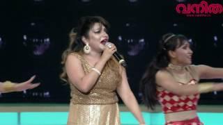 മത്തിക്കറീം മീൻകുഴന്പും! കാളിദാസൻ നമിച്ചു റിമിയെ... Vanitha Film Awards 2017 || Part 04