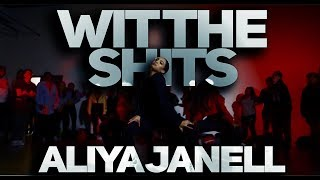 WIT THE SH**TS | Meek Mill | Aliya Janell Choreography | #QueensNLettos