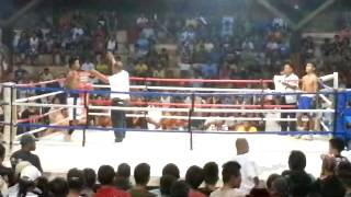 BAKBAKAN SA BUENAVISTA FEB  22, 2014 4rounds Fight