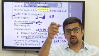 How to Study CA IPCC Auditing Before Exams. Part 1