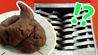 WHAT HAPPENS WHEN YOU EAT AND SHRED HUMAN POOP? | ASMR EATING SOUNDS #YAWS Ep. 43