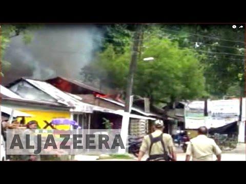 India attack: Gunmen open fire at Assam market