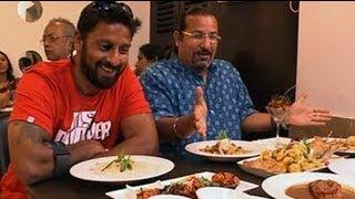 Rocky & Mayur get fishy in Kolkata