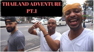 Thailand Aventure Pt.1 (Bangkok)
