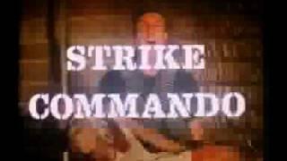 Strike Commando Trailer