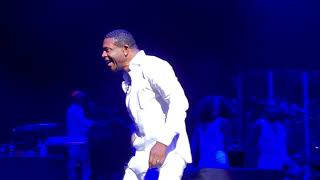 Keith Sweat - Come Go With Me (Concert Performance)