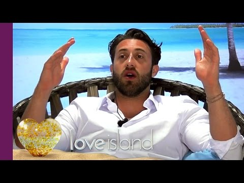 Xxx Mp4 Javi Is Left Single AGAIN And He Isn T Happy About It Love Island 2016 3gp Sex