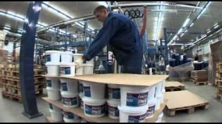 Tikkurila water-borne paint production in St.Petersburg