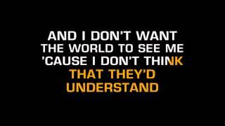 Goo Goo Dolls - Iris (Karaoke)