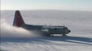 Last Flight from the South Pole