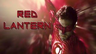 Red Lantern Hal Jordan   Green Lantern Edited/Review