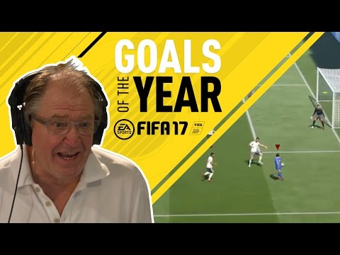 FIFA 17 Goals of the Year with Ray Hudson