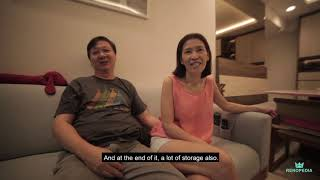 Renovation Singapore | Chit chat session with home owners of Jialux Interior
