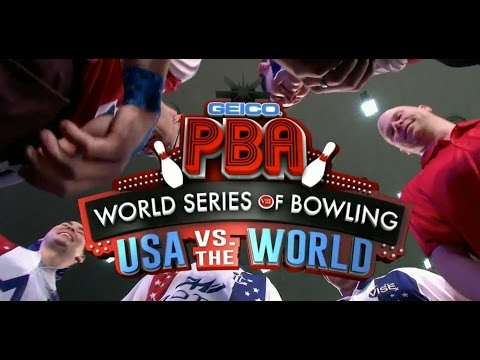 PBA USA vs. The World -