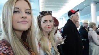 2015 Disney Cruise - Fantasy Day 1 Part 1 (no edit)