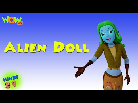 Xxx Mp4 Alien Doll Motu Patlu In Hindi WITH ENGLISH SPANISH FRENCH SUBTITLES 3gp Sex