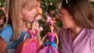Barbie DIAMOND CASTLE commercial doll 2008