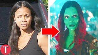 20 Most Impressive Actor Makeup Transformations