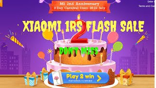 Play and Win a Free Xiaomi Mi5 in india (hindi) 1RS FLASH SALE DEAL