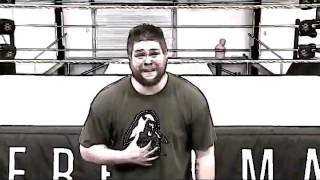 Kevin Owens 1st Tryout Promo WWE Performance Centre