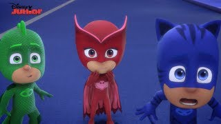 PJ Masks Super Pigiamini - Romeo ladro di voci - Dall