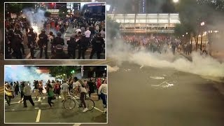 Governor Declares State of Emergency After Second Night of Violence in Charlotte