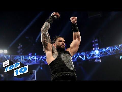 Xxx Mp4 Top 10 SmackDown LIVE Moments WWE Top 10 April 16 2019 3gp Sex