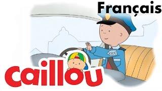 Caillou FRANÇAIS - La blessure de Caillou (S04E17)   conte pour enfant