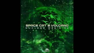 Space Cat & Volcano - Logical Imagination ᴴᴰ