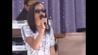 Whitney Houston and Bobbi Kristina singing 'My Love is Your Love' together
