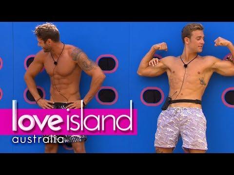 Xxx Mp4 Challenge Eden Is Crowned Best Bod Of The Villa Love Island Australia 2018 3gp Sex