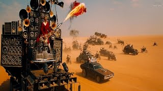 Mad Max: Fury Road (2015) - The chase begins (1/10) (slightly edited) [4K]