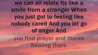 brett young the heart lyrics