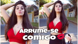 ARRUME-SE COMIGO PARA TIRAR FOTOS!
