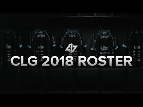 Xxx Mp4 Counter Logic Gaming 2018 Roster Announcement 3gp Sex