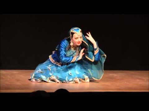 Mash Mash Allah- Persian Classical (Qajar) dance by Apsara رقص ایرانی قاجاری