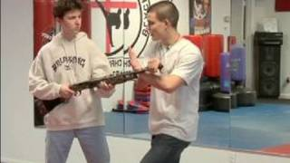 How to Defend Yourself Against a Shotgun or Rifle : How to Defend a Shotgun Fired From Hip