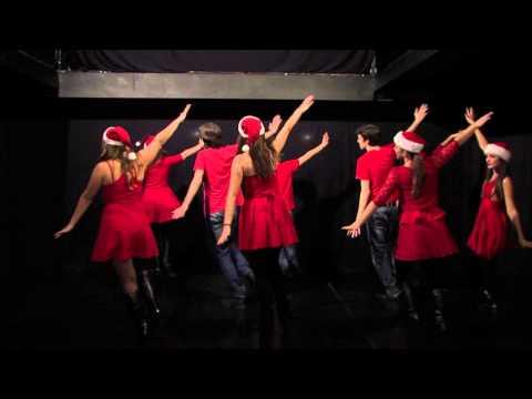 ¡Aprende los pasos del flashmob navideño de Alhsur